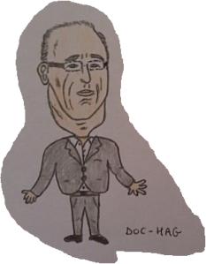 Humour Hollande: François le granulé