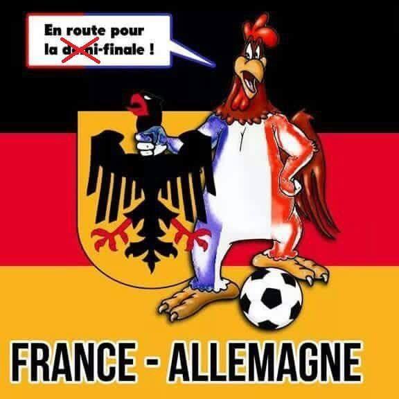 Euro 2016: France, en route pour la Finale