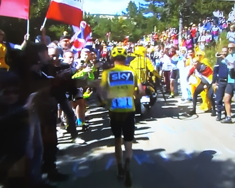Tour de France 2016: Injuste maillot jaune de Froome