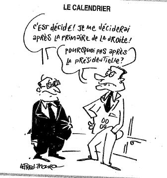 Humour Présidentielle 2017: Hollande, c'est fini avant de commencer