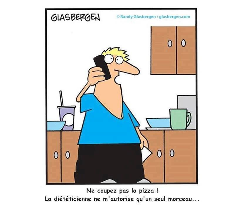Humour Régime: Conseils diététiques à reformuler