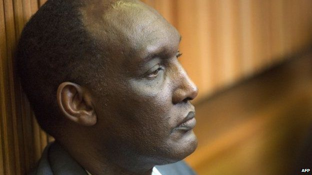 Rwandan Nyamwasa murder plot: Four guilty in South Africa