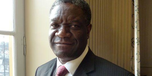 Le prix Sakharov pour le docteur Mukwege et son soutien aux femmes violées en RDC