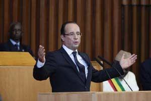 Francophonie : Le discours de François Hollande à Dakar