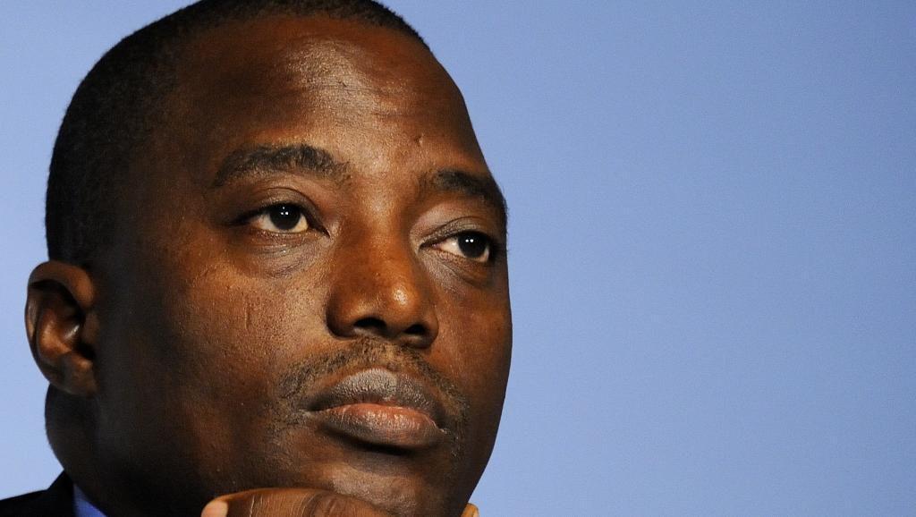 RDC : AU KATANGA, MARCHE DE SOUTIEN AU PRÉSIDENT JOSEPH KABILA