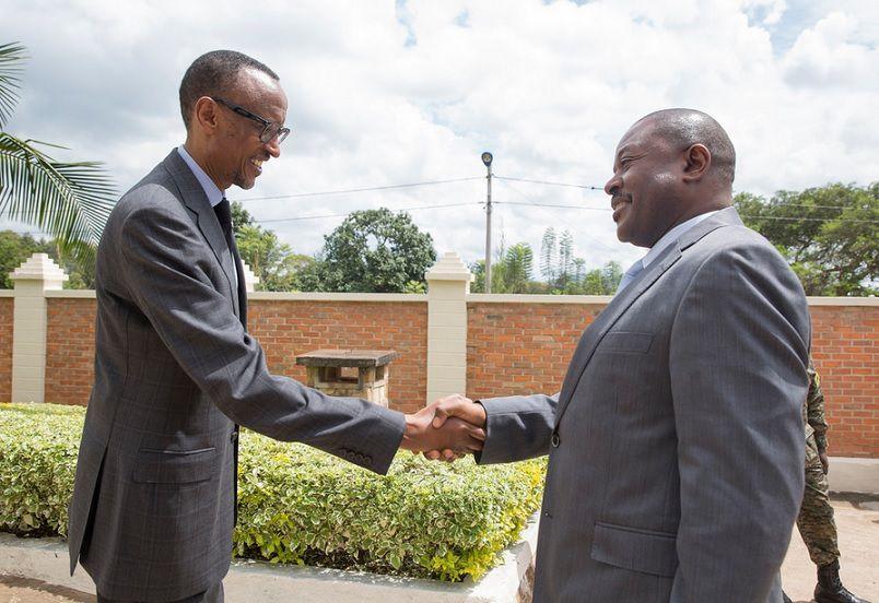 BURUNDI/RWANDA : PAUL KAGAME, POMPIER PYROMANE ?