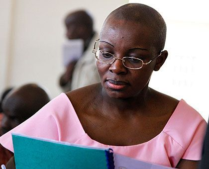 Victoire Ingabire's crime was to mention that a large number of Hutus were also killed in the 1994 Rwanda conflict (Hussein Lumumba Amin)