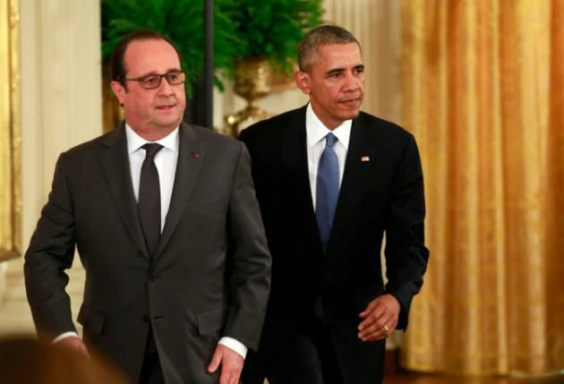 US-France : What the President is doing in Paris (White House)