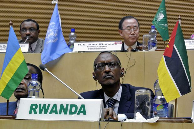 Rwanda is sliding into a new tragedy. And this time we're funding it