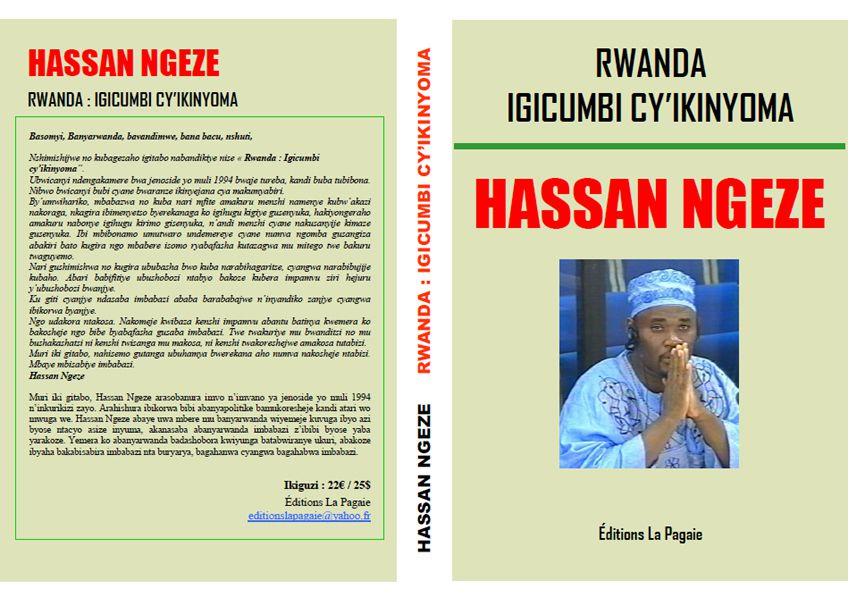 Bwana Michel Niyibizi ari mu ba mbere basomye igitabo cya Hassan Ngeze. Aratubwira icyo agitekerezaho