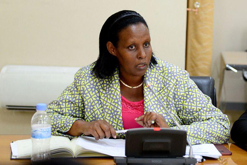 Dr Diane Gashumba yagizwe Ministre w'uburinganire n'iterambere ry'umuryango