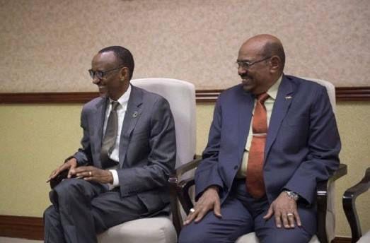 Rwanda-Soudan : Paul Kagame et Omar al-Beshir, amis à la vie à la mort