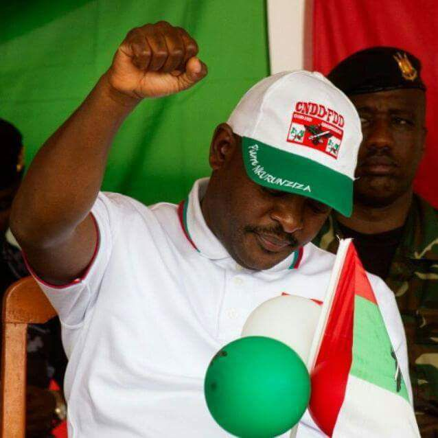 Le Burundi rejette la résolution 2303 du Conseil de sécurité de l'ONU