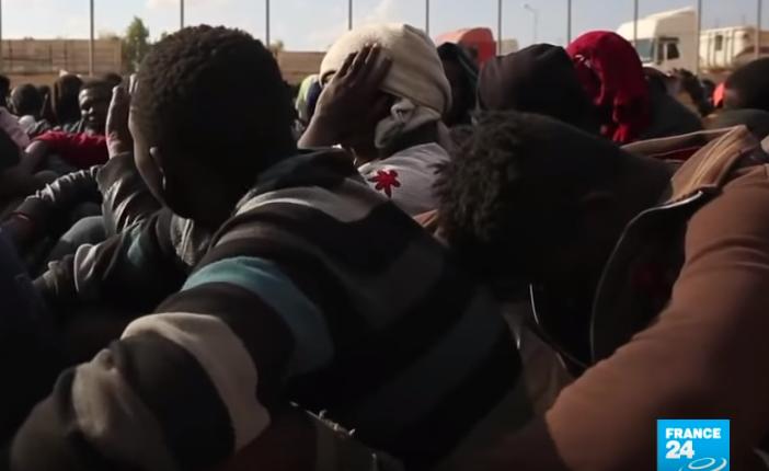 Le Groupe d'Initiative France-Rwanda (GIFR) dénonce le transfert vers le Rwanda de milliers de demandeurs d'asile africains en Europe.