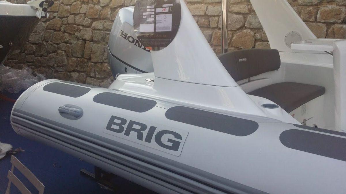 SALON CIOTAT 2015 BRIG SEMI-RIGIDE