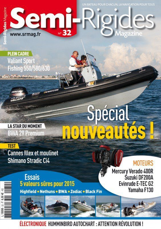 Magazine semi rigide