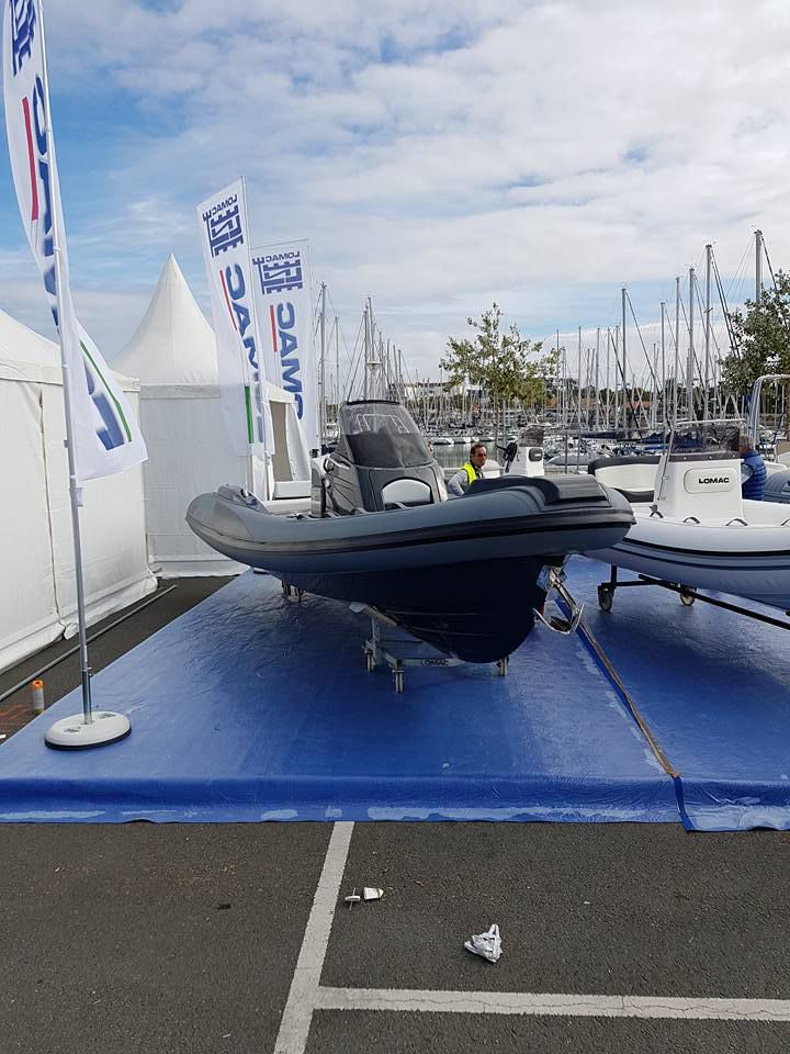 Salon nautique grand pavois du 28 septembre au 3 octobre for Salon nautique la rochelle