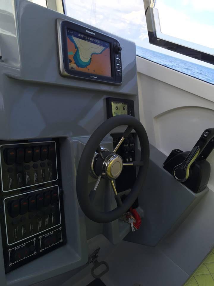 Le chantier naval ESPADON BOAT  nous présente son navire amiral ! L'Espadon 1000