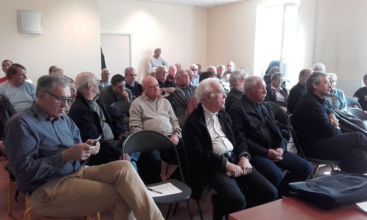 SOS Amiante Marseille - assemblée générale 2017