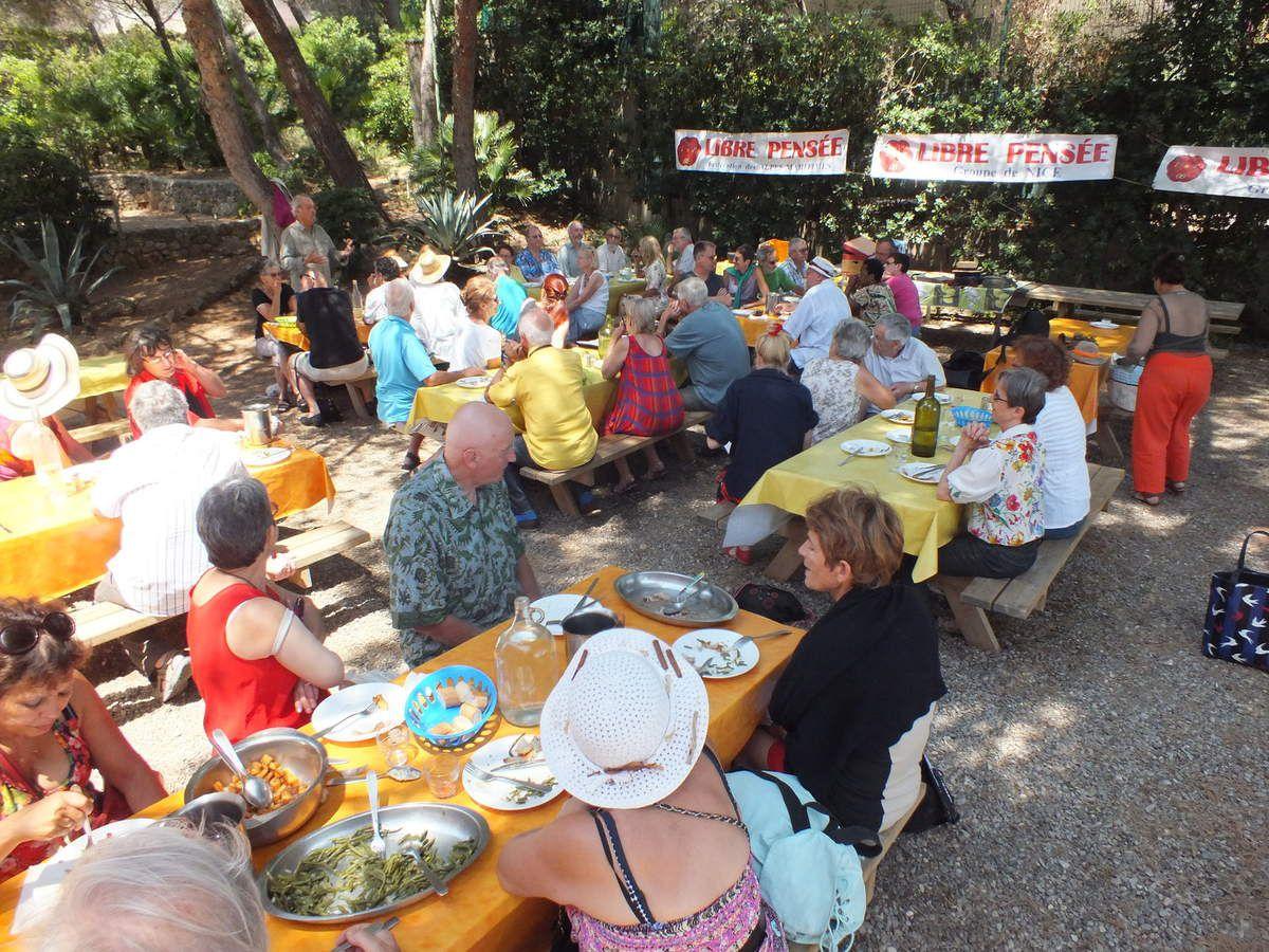 Rencontre interrégionale de la Libre Pensée à Antibes