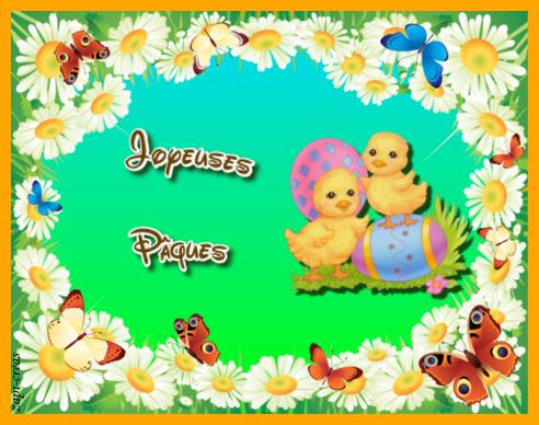 Carte joyeuses p ques gratuite imprimer cartes gratuites - Images de paques a imprimer ...