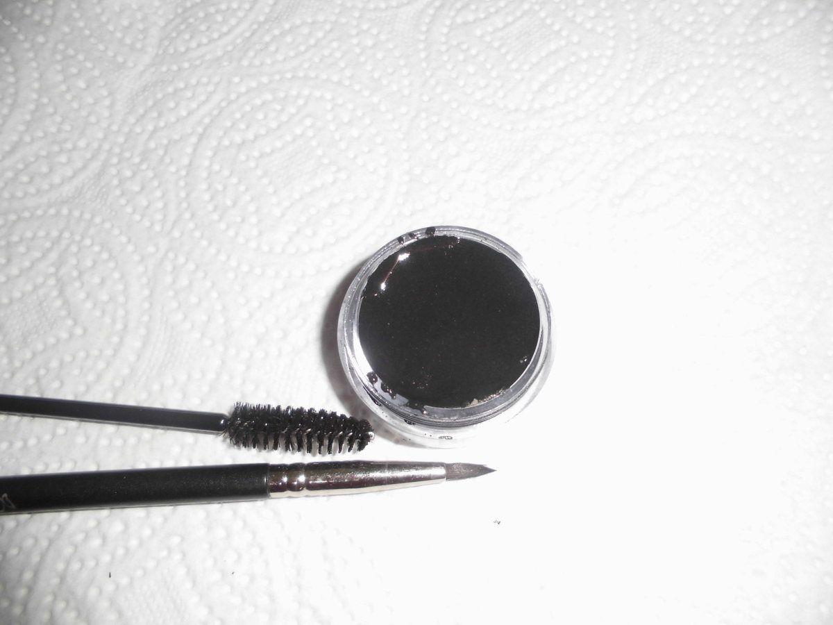 Eyer liner et mascara simplissimes 2 en 1 pour débutante