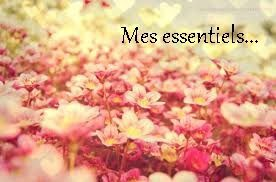 Hello good days ! Mes essentiels...