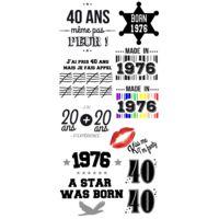 tatouages pour ceux qui fêtent leurs 40 ans en 2015
