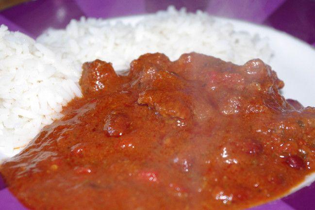 Chili con carne de Ghaly