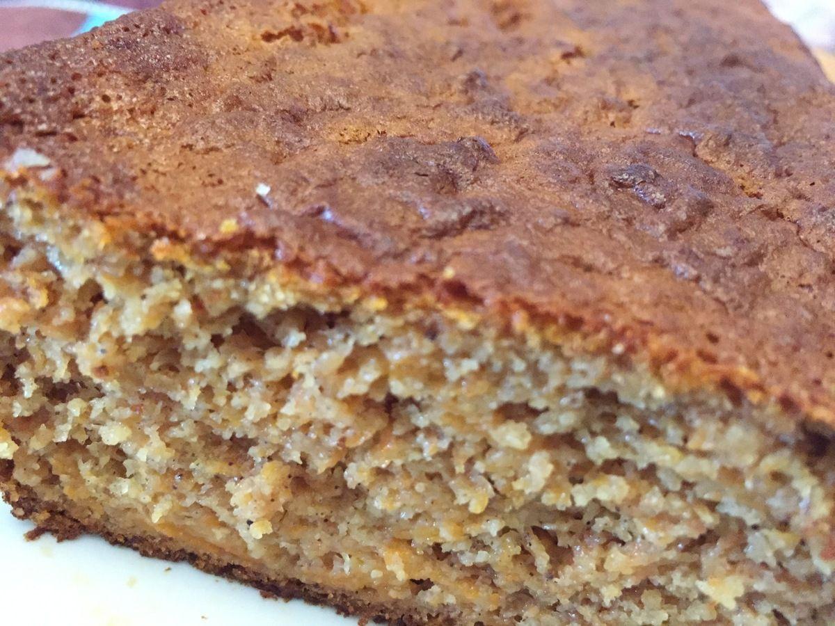Cake épicé courge &amp&#x3B; miel