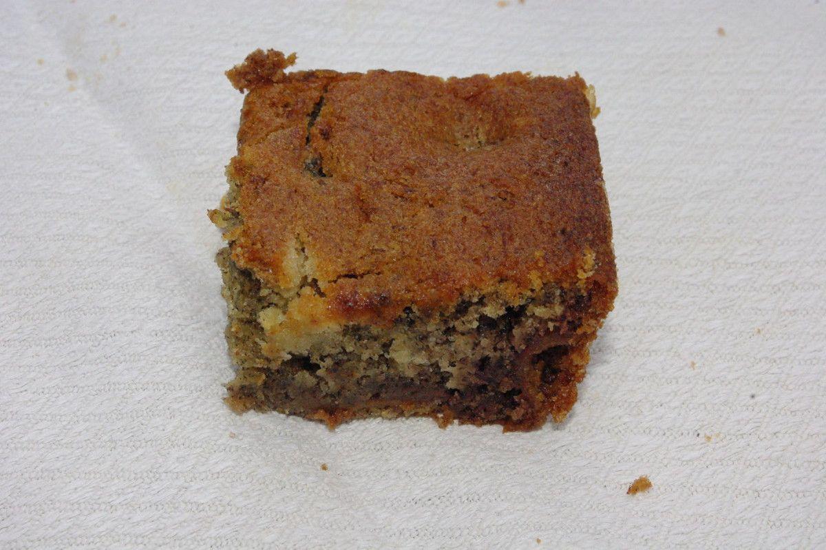 Gâteau aux kakis