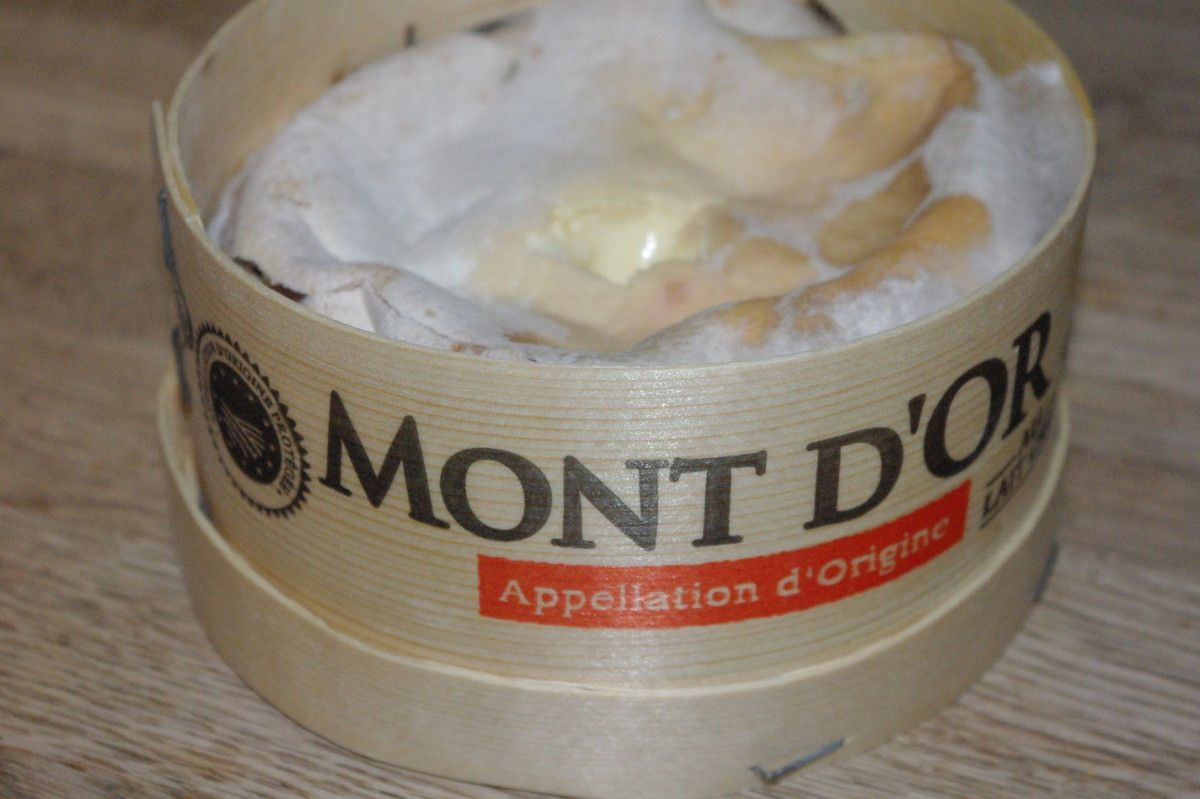 Mont-d'Or au four