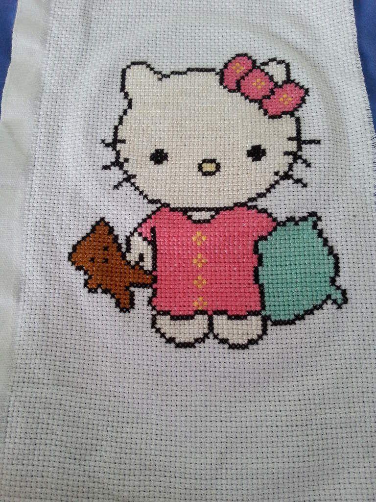 Vos réalisations : Hello Kitty Pyjama par Marie