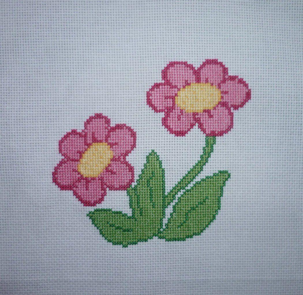 Vos réalisations : fleurs roses par Adélaïde