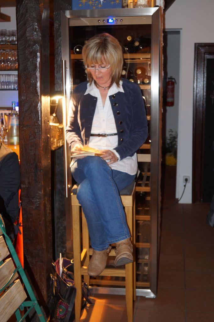 Ausverkaufte Weinbar &quot&#x3B;Zum heiligen Geist&quot&#x3B; in Montabaur