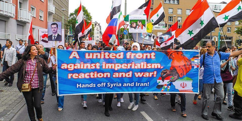 Cessons les bétises, le monde à besoin d'un vaste mouvement anti-impérialiste !