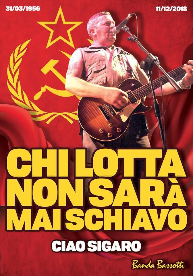 Ciao Sigaro !