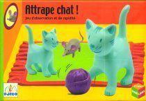"""""""Attrape-chat, jeu d'observation et de rapidité""""...Je sais, je sais!"""