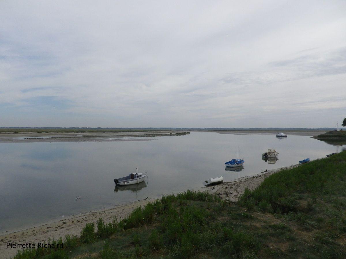 Baie de Somme (photo Pierrette Richard)