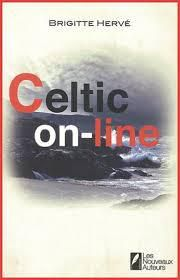 "Couverture de ""Celtic on-line"" de Brigitte Hervé"