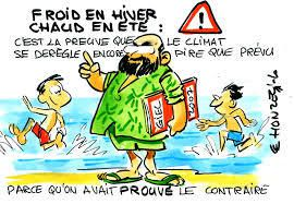 Déréglement climatique