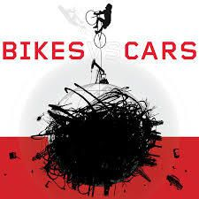 Affiche du documentaire Bikes VS cars