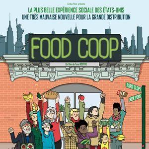 """Affiche du film """"Food Coop"""""""