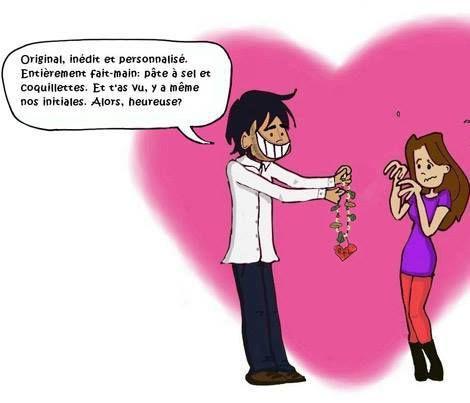 cadeau personnalisé pour la Saint Valentin