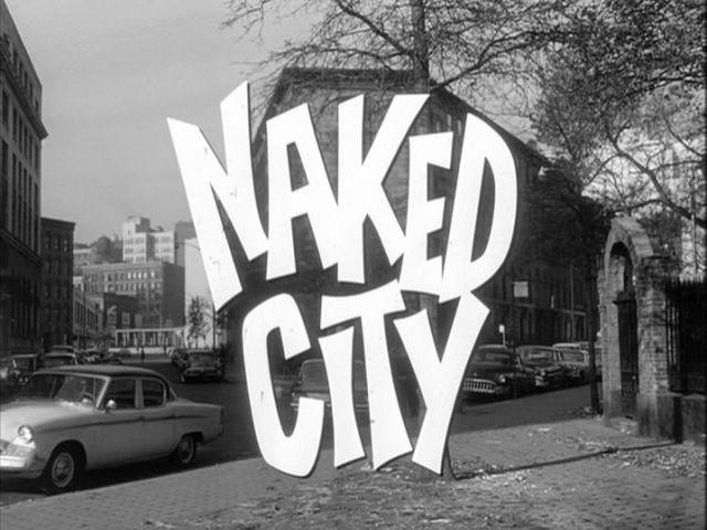 Album - Naked City