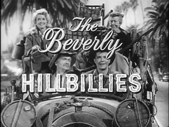 Album - THE BEVERLY HILLBILLIES