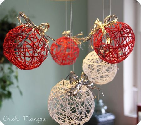 Le Weekend A Bricole 6 Diy Boule En Laine D Cor E By Kathalynn