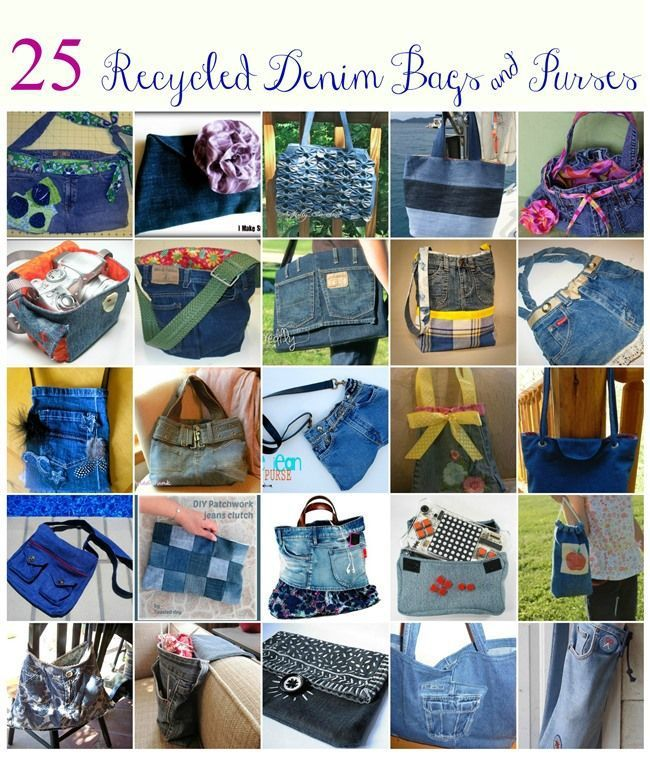 mercredi c 39 est tuto 9 les sacs en jeans recycl s by kathalynn. Black Bedroom Furniture Sets. Home Design Ideas