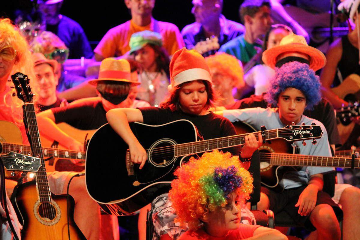 Spectacle de guitare FASILA