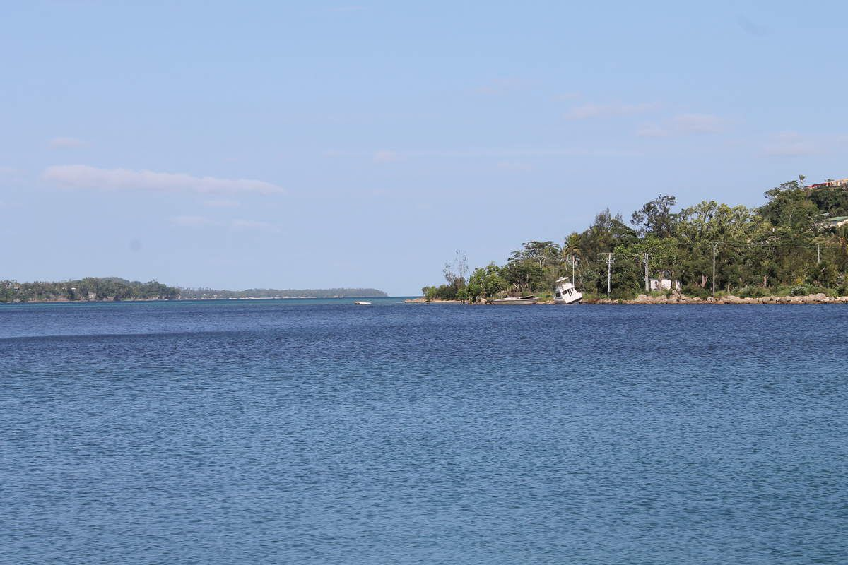 1er levé au Vanuatu.....
